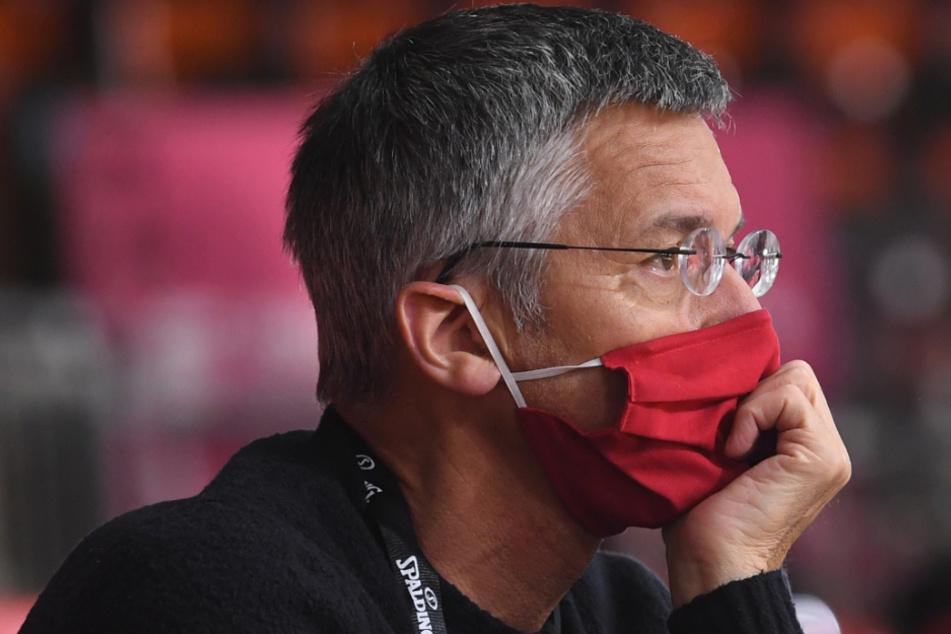 Herbert Hainer (66), Vereinspräsident vom FC Bayern.