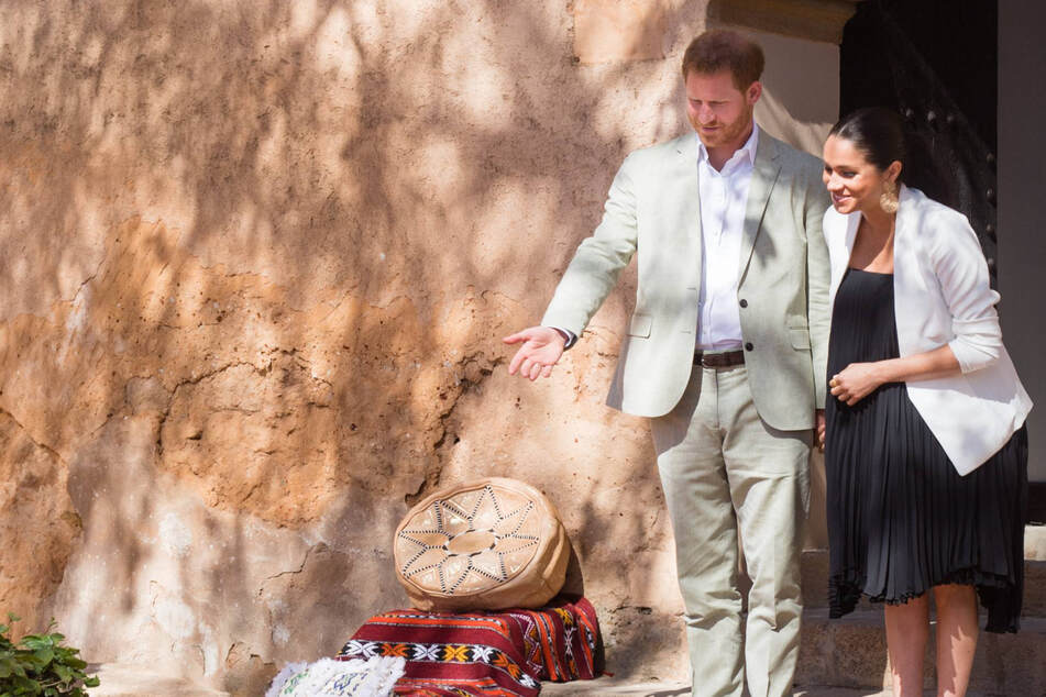 Harry and Meghan make big charity announcement for their anniversary!