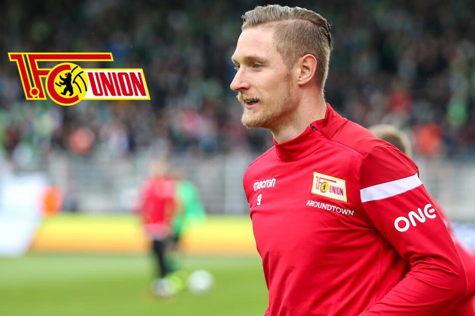 Nach Suspendierung bei Union Berlin: Jetzt spricht Sebastian Polter