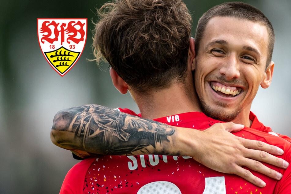 Offiziell: VfB-Flügelspieler Darko Churlinov wechselt zu Schalke 04