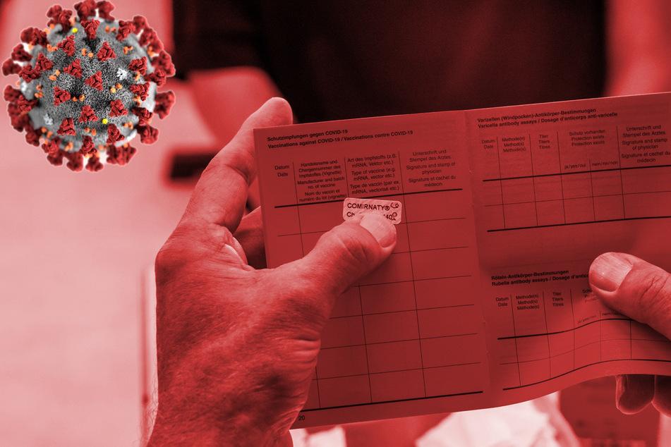 Leipzig: Coronavirus in Leipzig: Zahl gefälschter Impfausweise in Sachsen nimmt zu