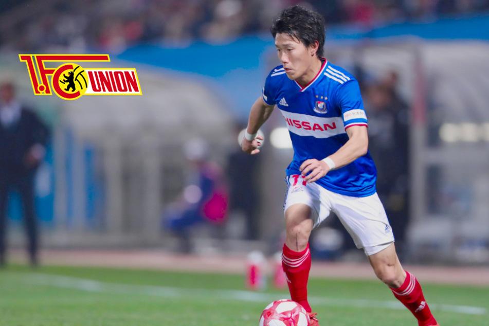 Holt Union Berlin Japans Nationalspieler Keita Endo?