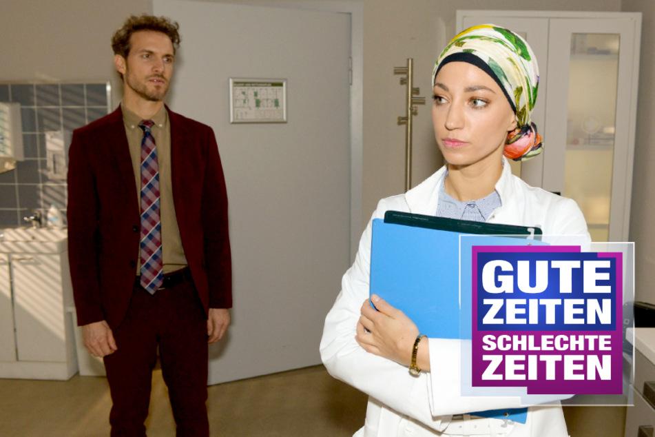 GZSZ: Felix gesteht Nazan seine Gefühle! Doch sie werden belauscht