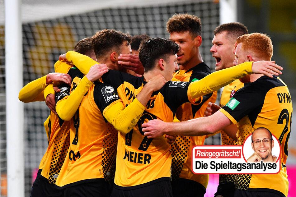Gefestigtes Dynamo gegen gefräßige Löwen, Spannung in der 3. und 1. Liga!