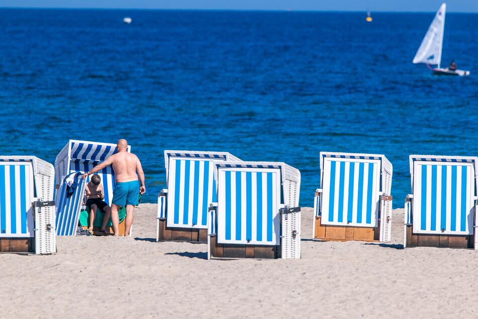 Die Deutschen wollen am liebsten an die Ostsee.