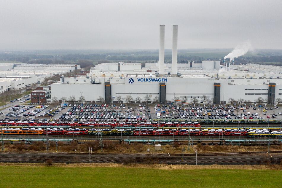 74 Millionen Euro investiert: VW nimmt erweitertes Presswerk in Zwickau in Betrieb