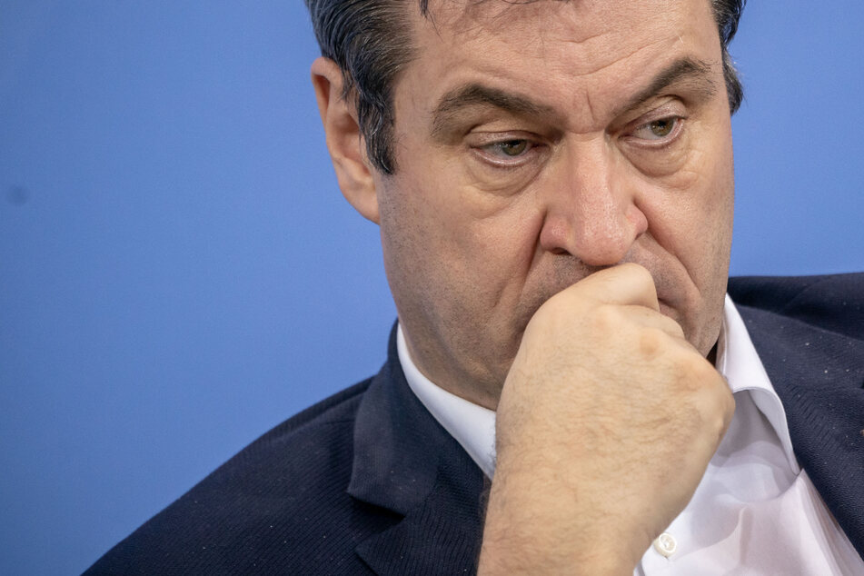 CDU-Vorstandsvotum für Laschet: Söder will Statement abgeben