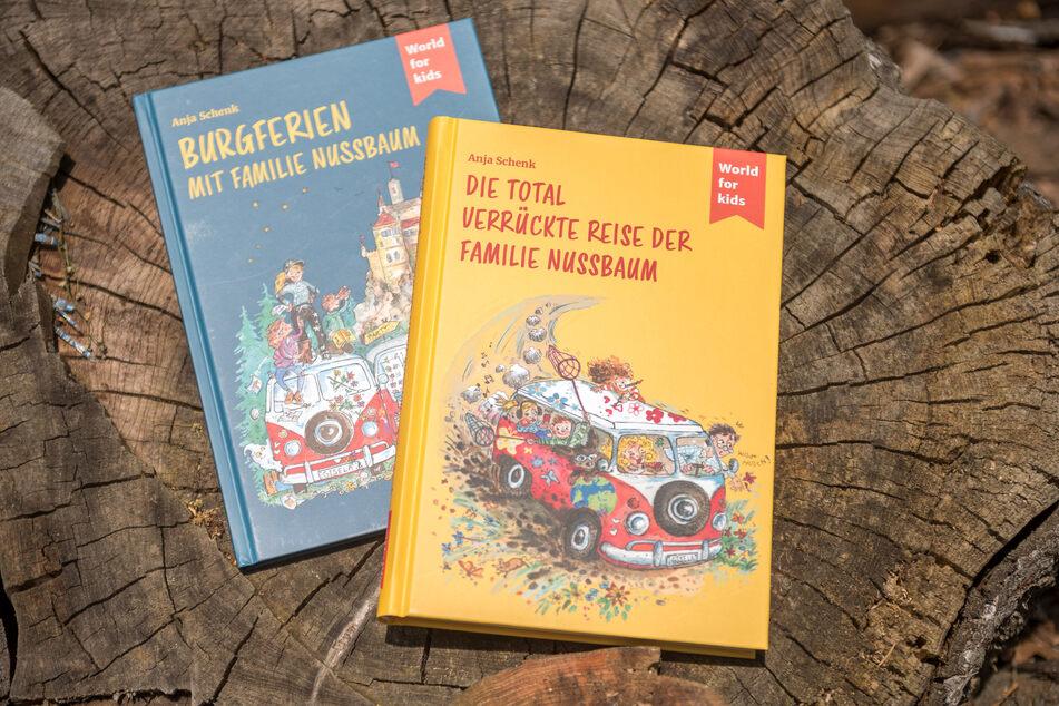 """""""Die total verrückte Reise der Familie Nussbaum"""" ist bereits 2020 erschienen, nun soll es im zweiten Teil um """"Burgferien mit Familie Nussbaum"""" gehen."""