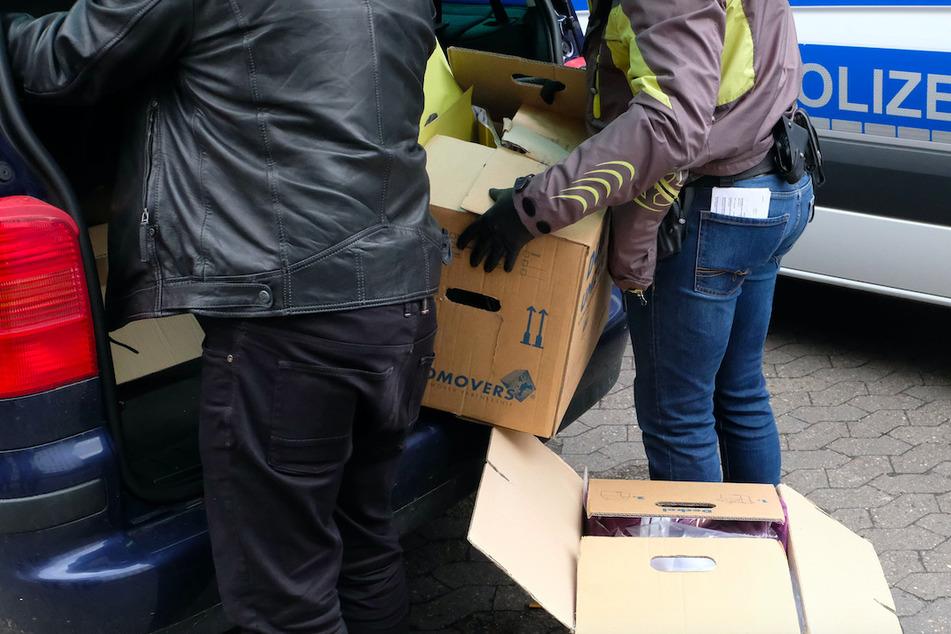 Betrug mit Onlinetickets bei der Bahn: Razzia mit 350 Beamten, fünf Verhaftungen