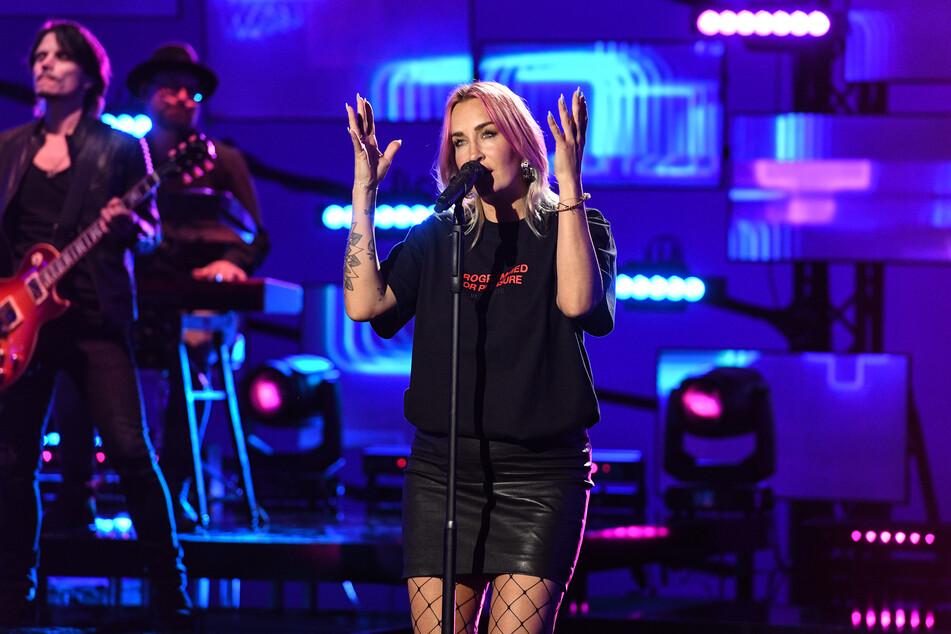 """Sarah Connor saß schon mal in der Jury einer Casting-Show, und zwar von 2010 bis 2012 bei """"X Factor"""". Nun wird sie zum Coach von """"The Voice of Germany""""."""