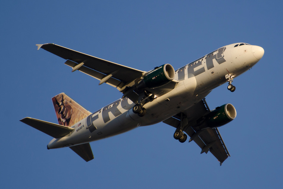 Sky fight: Frontier passenger taped to seat after alleged sexual assault on flight attendants