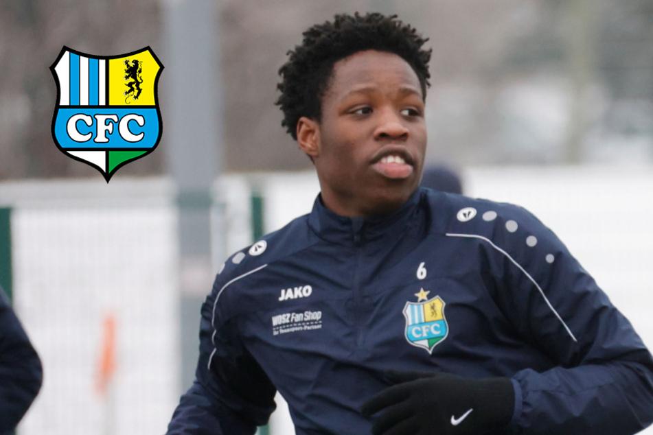 Chemnitzer FC: Ist Benjika Caciel der erste Neuzugang?