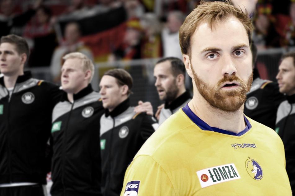 """Handball-Torwart geht auf Kollegen los: Wolff sieht WM-Absage """"sehr, sehr kritisch"""""""