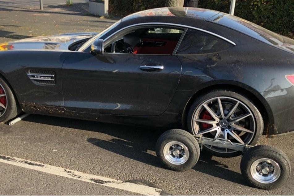 Heroin-Dealer in Bonn gefasst: Drogen und Luxus-Benz beschlagnahmt