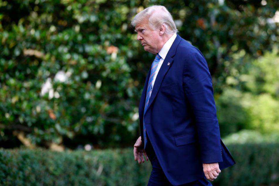 """""""Das System niederbrennen"""": Trump wirft schwarzem Aktivisten """"Verrat"""" vor"""
