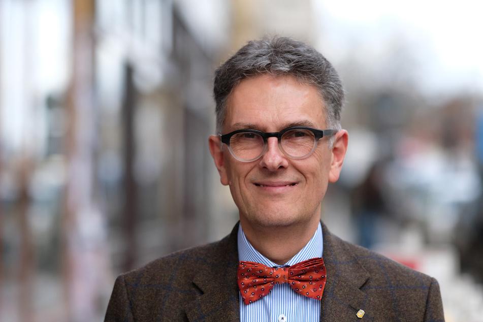 Leipziger Buchmesse-Direktor Oliver Zille (60)