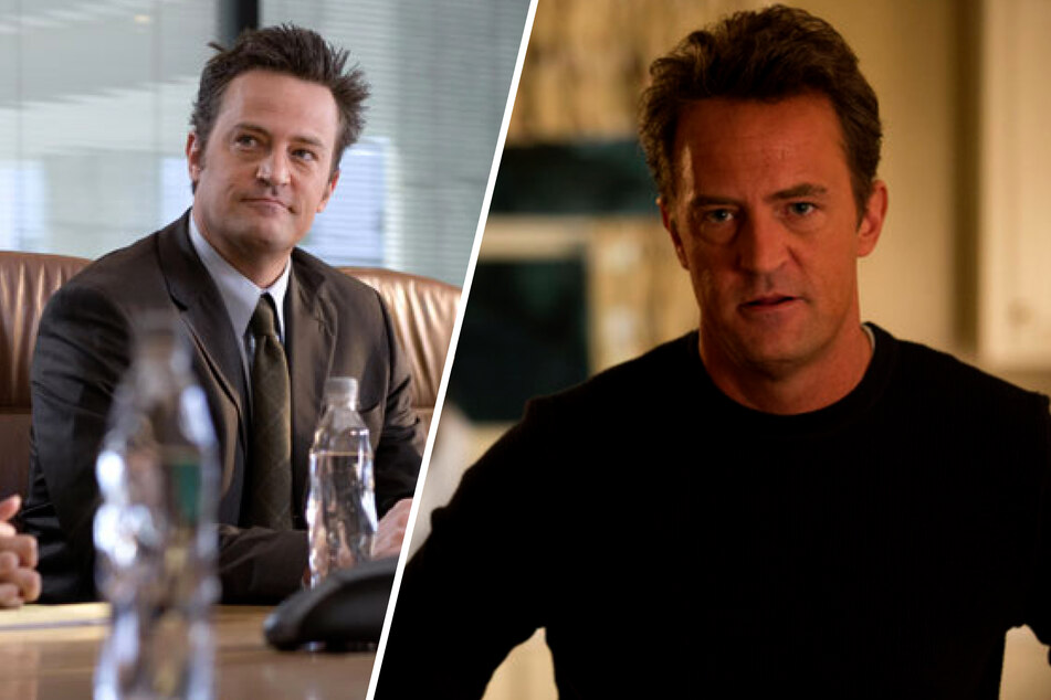"""Friends""-Star Matthew Perry matcht auf Dating-App mit 19-Jähriger"