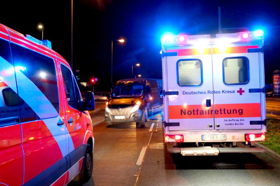 Drei Menschen bei Verkehrsunfällen in Berlin schwer verletzt!