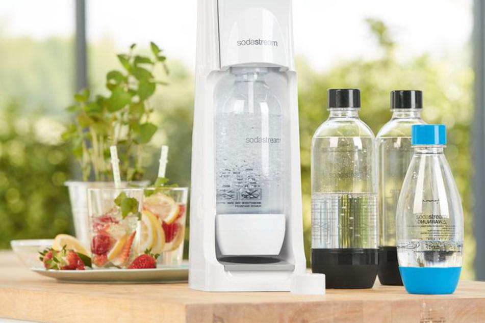 Lidl verkauft ab Donnerstag (21.1.) Sodastream 38% günstiger!