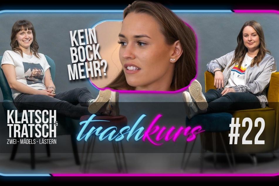 Laura Müller gestresst: Wird ihr der Fame zuviel?