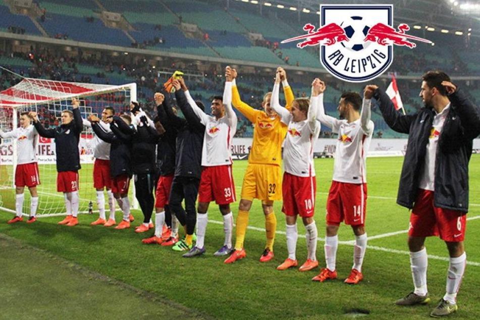 Spitzenreiter RB Leipzig schaut nur noch auf sich
