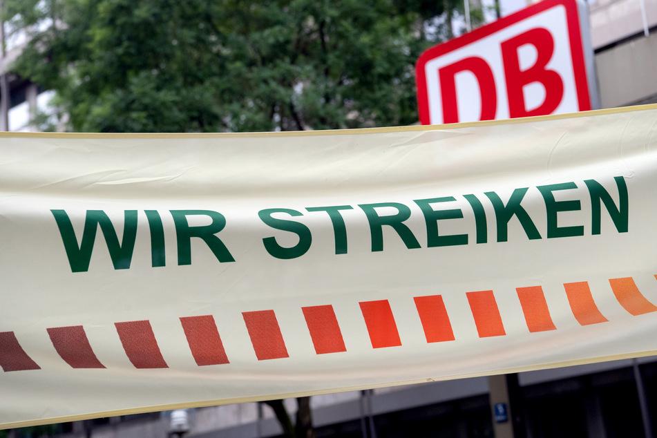 Der Streik der Lokführer wird erst einmal weitergehen.