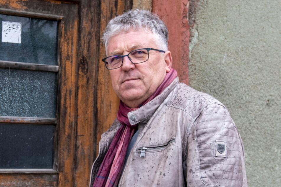 Auch er bekam ein Knöllchen von der Polizei: Bürgermeister Jörg Hartmann (60, parteilos).