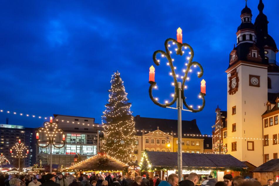 So belebt war der Weihnachtsmarkt 2019 - wie es dieses Jahr wird, bleibt ungewiss.