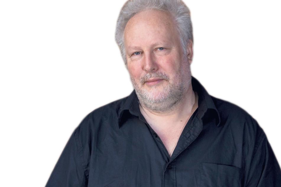 Intendant und Künstlerischer Leiter Jörg Berger (57) hofft auf den Erfolg der Online-Petition.