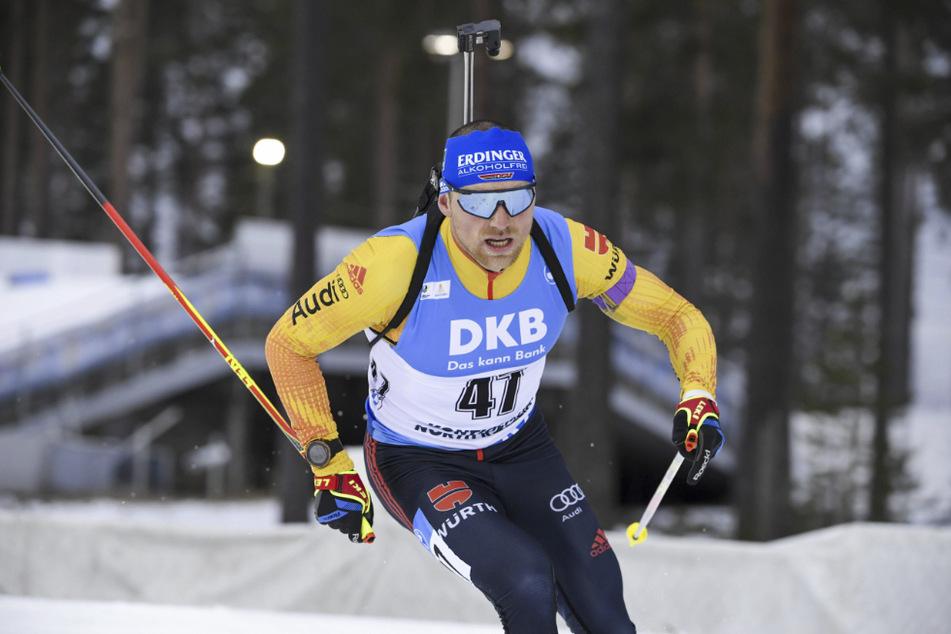 Biathlet Erik Lesser verrät seinen Plan nach der Karriere