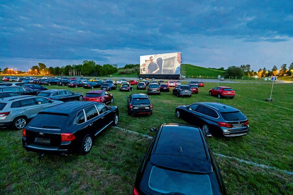 """Bei """"Cars für Stars"""" an der Messe Dresden gibt's am Dienstag den Thriller """"Man From Beirut"""" zu sehen."""
