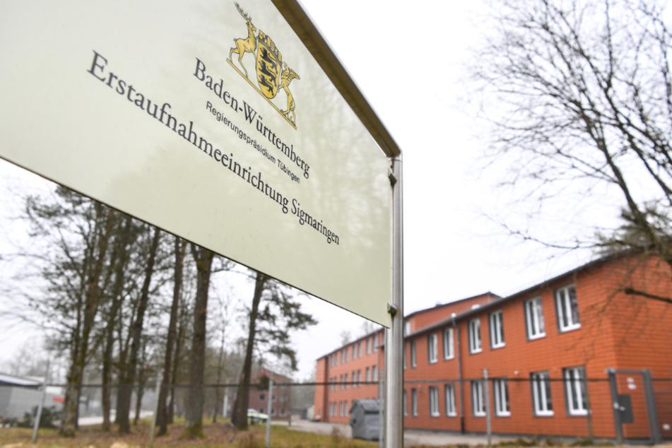 Flüchtlinge werden in der LEA Sigmaringen wieder registriert