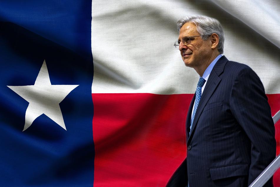 Justice Department announces plans to prevent enforcement of Texas abortion ban