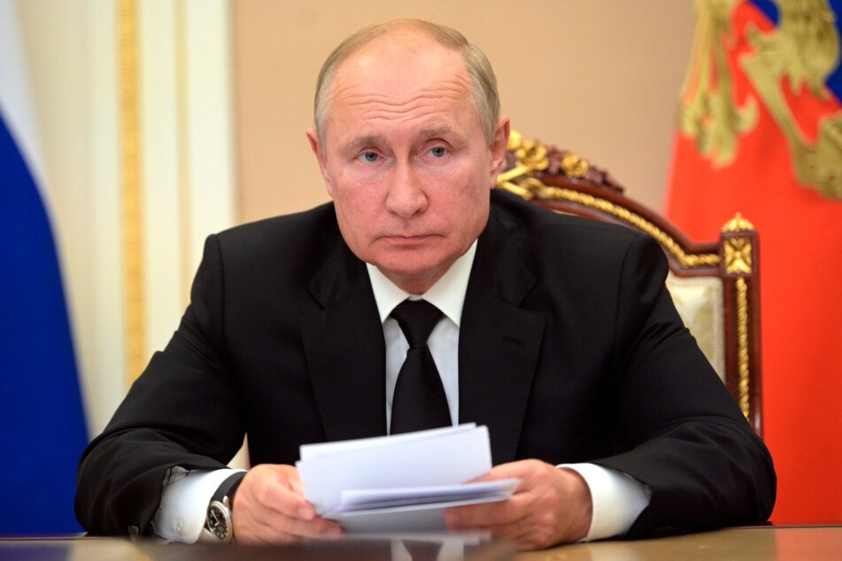 Russlands Präsident, Wladimir Putin (68), hat sich für einige Tage in Selbstisolation begeben.