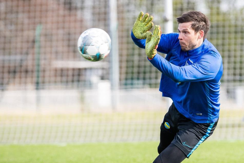 Rune Jarstein (35) wird gegen Hoffenheim wieder im Hertha-Tor stehen.