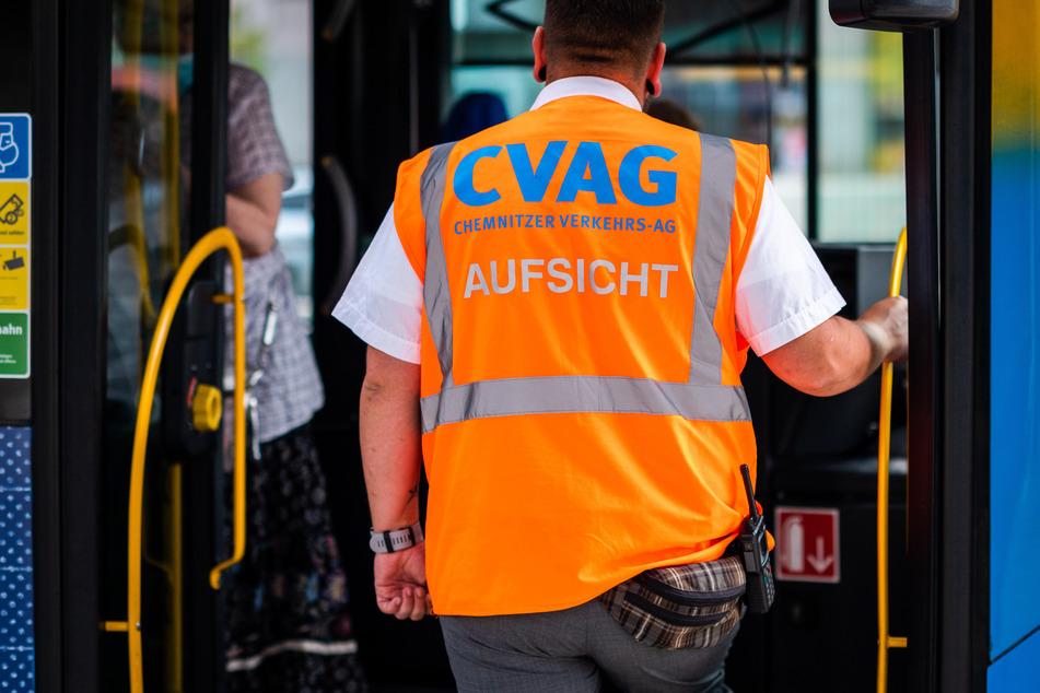 Wer uneinsichtig ist, fliegt raus: Immer mehr Masken-Muffel im Chemnitzer Nahverkehr