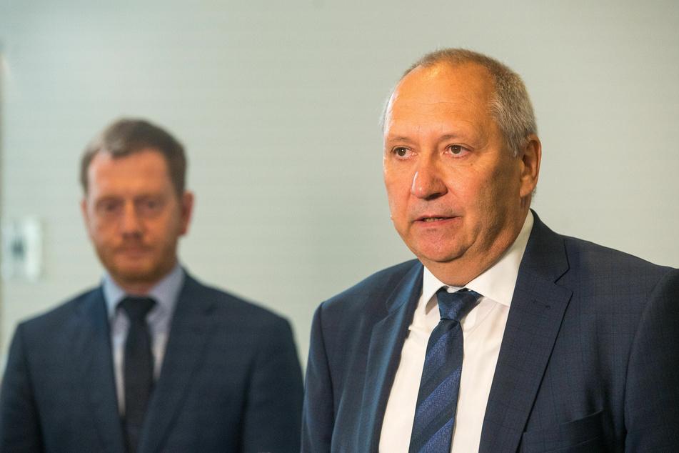 Jörg Brückner ist Sachsens Arbeitgeberpräsident und gar nicht zufrieden mit dem aktuellen Krisenmanagement der Politik.