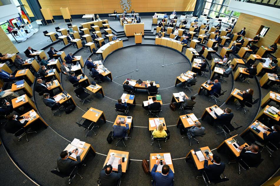 Im Landtag von Thüringen wird die FDP wohl ihren Status als Fraktion verlieren.