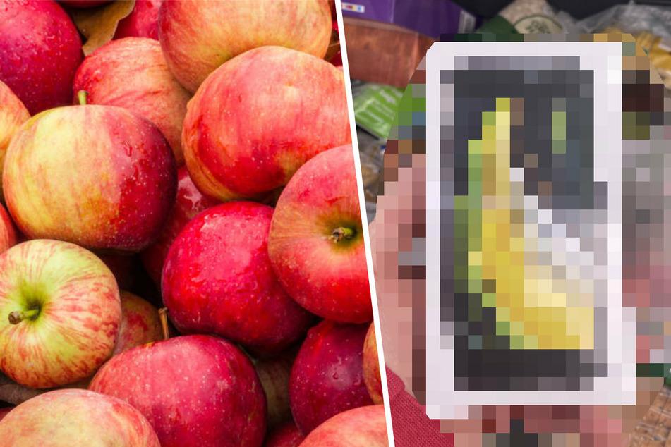 Mann kauft Äpfel im Supermarkt: Er kann nicht glauben, was ihm die Verkäufer eingepackt haben!