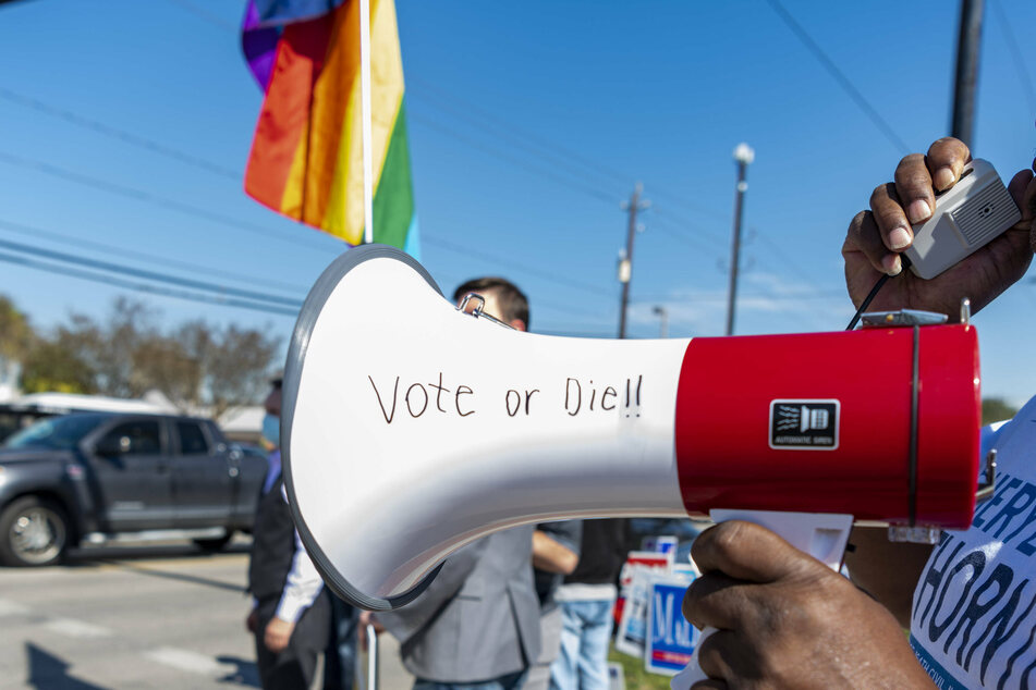 Voting rights activists say the Texas legislature's restrictive voting measures will disproportionately impact Black and brown Americans.