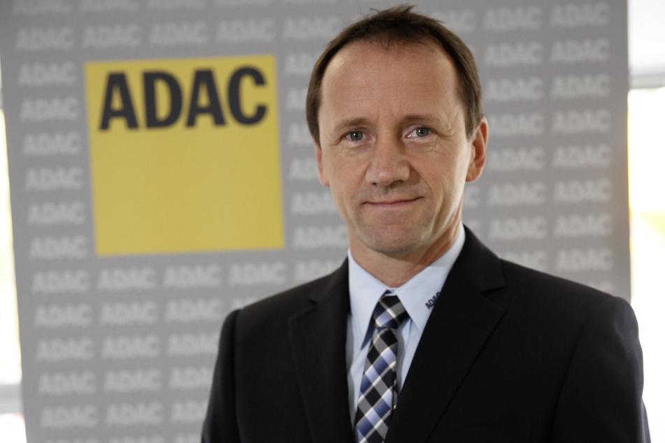 Verkehrsexperte Thomas Kubin (53) vom ADAC Sachsen.
