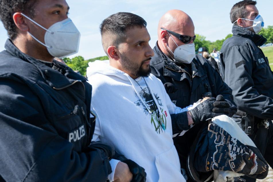 Auch Attila Hildmann wieder dabei? Erneute Corona-Proteste in Berlin angekündigt