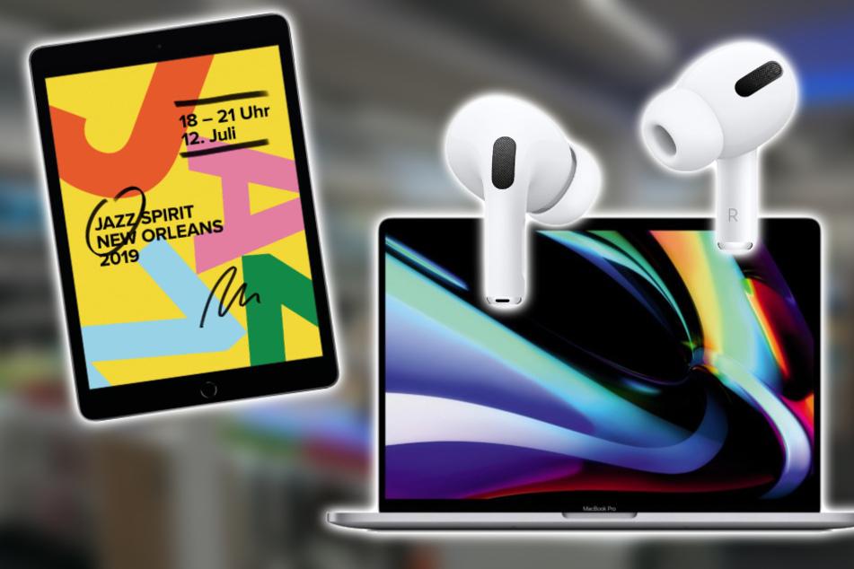 Bei Euronics in Meppen sind Apple-Produkte jetzt stark reduziert