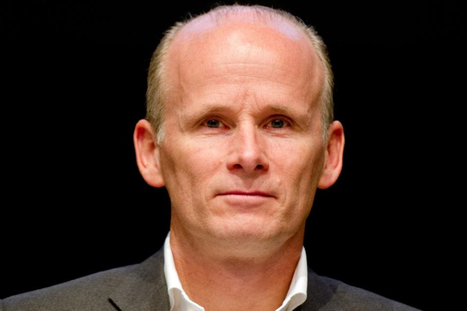 Joachim Pawlik (55) legt sein Amt als Vizepräsident nieder.