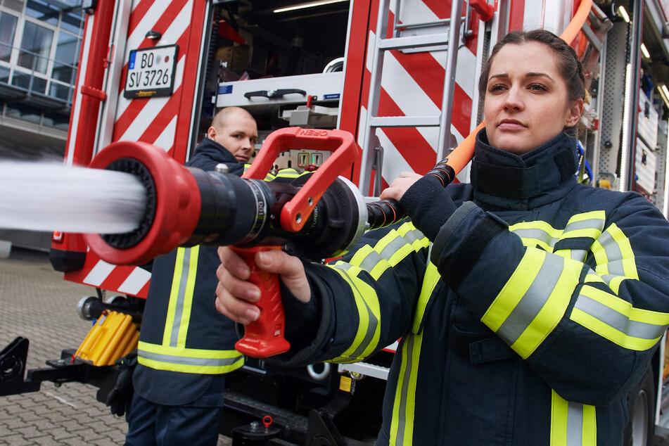 Weltfrauentag: Als Frau bei der Feuerwehr!