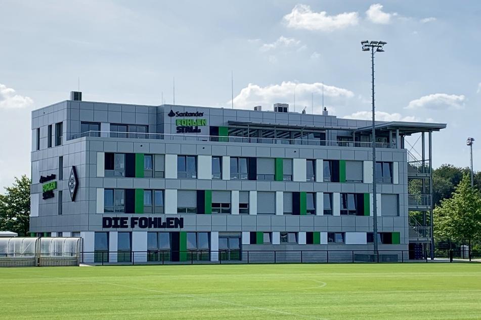 """Der """"Fohlenstall"""" ist die Talentschmiede von Gladbach. Hier werden junge Spieler ausgebildet. Im besten Fall reicht es zum Bundesliga-Profi."""