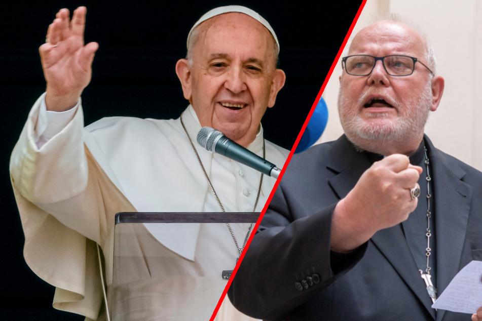 Katholische Kirche am Zug: Das passiert wenn Kardinal Marx sein Bischofsamt niederlegt