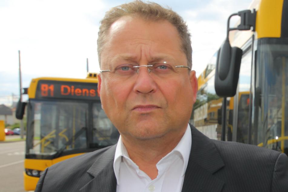 DVB-Sprecher Falk Lösch (Archivbild).
