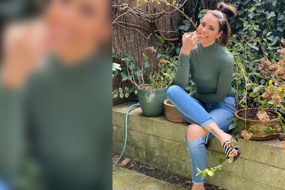 """""""Assi-Palme"""": Lässt sich Esther Sedlaczek in der Corona-Pause gehen?"""
