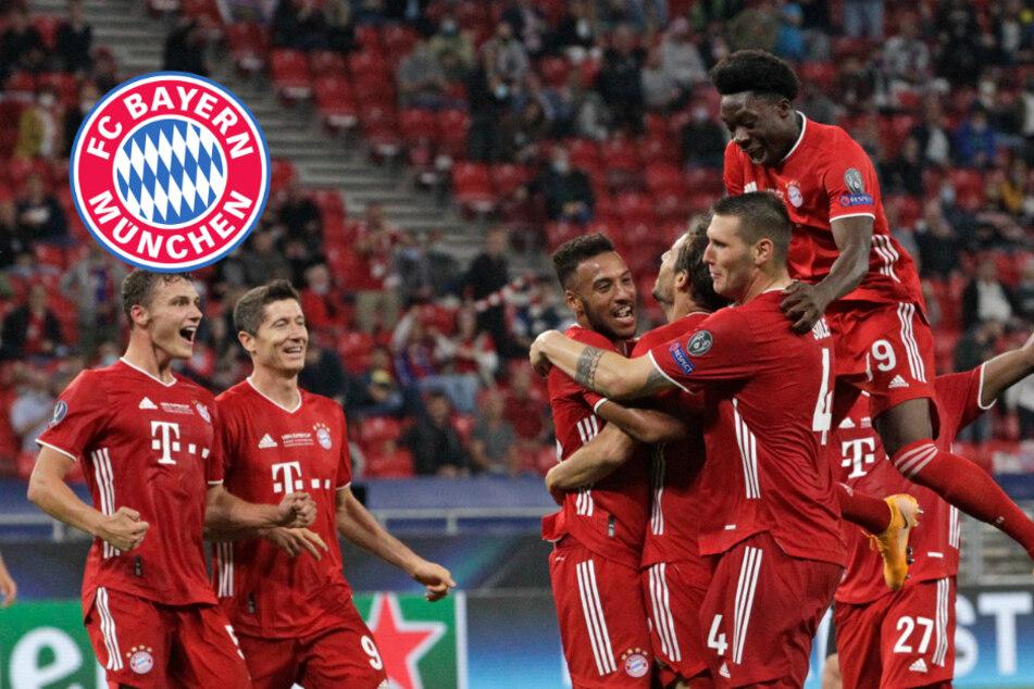 Der vierte Bayern-Titel! Joker Martinez entscheidet Supercup gegen Sevilla